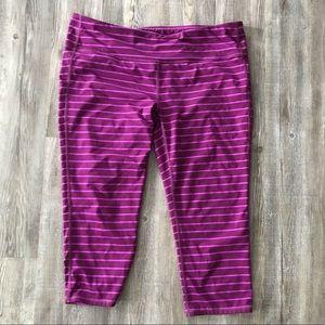Gently used Athleta Capri workout pants